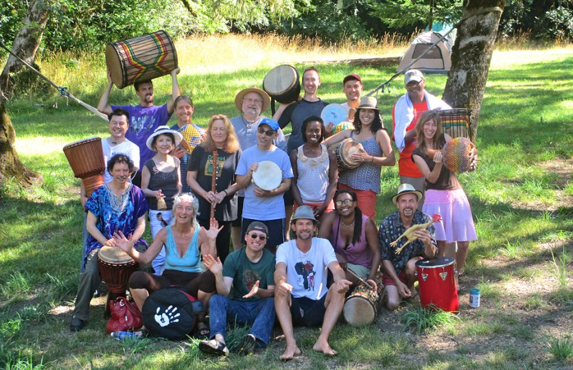 California Drum and Dance Camp