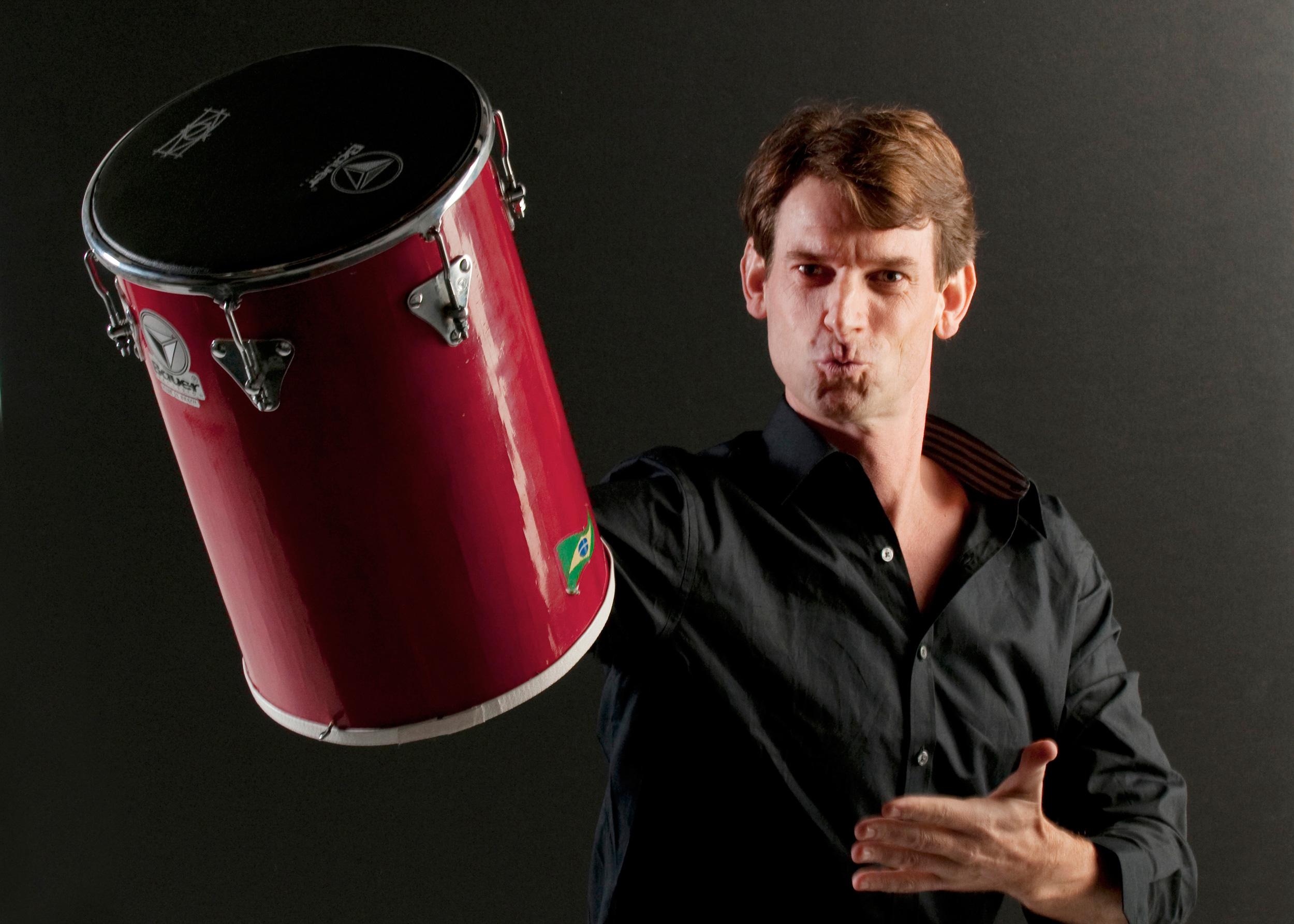 solo-percussionist